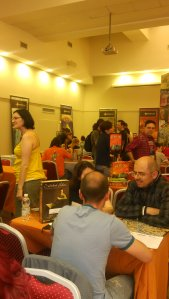 Asterion Gaming Days 2014